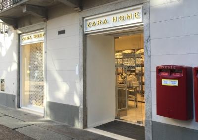 Zara Home a Varese