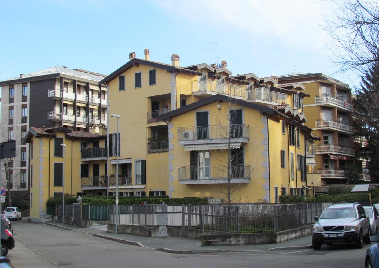 Palazzina via Monastero Vecchio a Varese