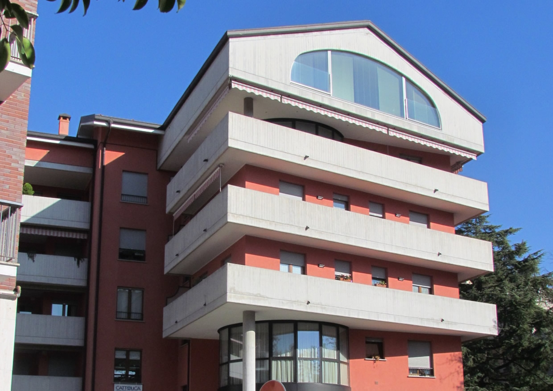 Palazzina via Sempione a Varese