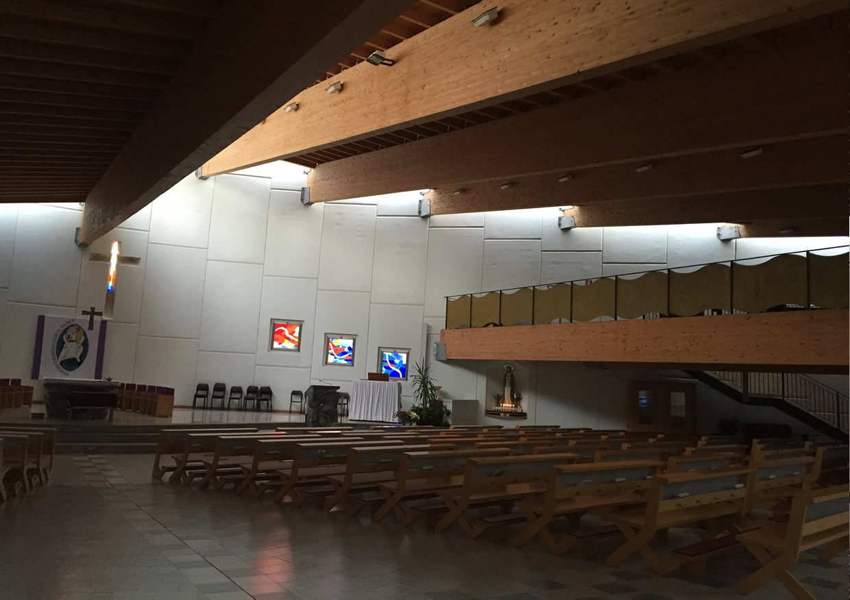 Chiesa di S.Teresa di Gesù Bambino